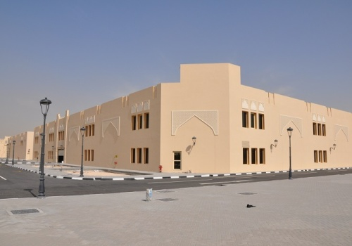 Stores & Car Parking Facility for Amiri Dewan